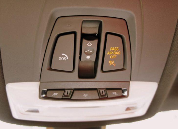 bmwのエマージェンシーボタン