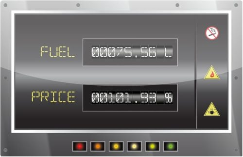 ガソリン代